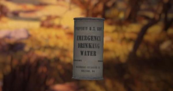 Fallout 76 | How to Get Purified Water - Guide & Tips - GameWith