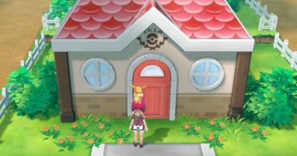 How To Hyper Train In Pokemon Day Care - Pokemon Let's Go