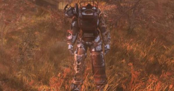 Fallout 76 | How to Get Power Armors -  Tips & Locations - GameWith