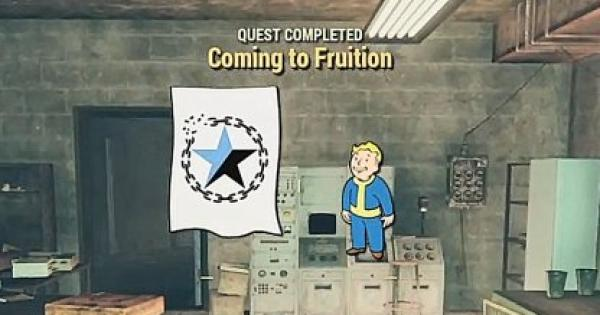 Fallout 76 | Coming To Fruition - Quest Walkthrough - GameWith