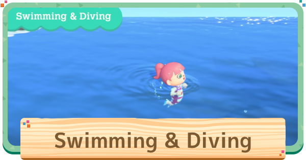 Swimming & Diving - How To Unlock