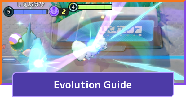 Pokemon UNITE | How To Evolve - Pokemon With Evolution List | Pokemon MOBA - GameWith