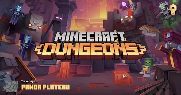 Panda Plateau - Minecraft Dungeons | Secret Level & Unique Drops | Jungle Awakens - GameWith