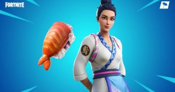 Fortnite | MAKI MASTER - Skin Review, Image & Shop Price