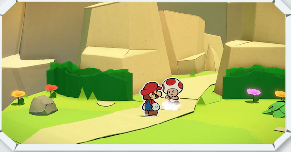 All Toad Locations List | Paper Mario Origami King - GameWith