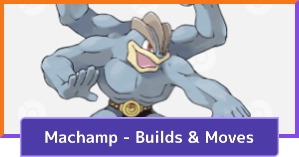 Machamp Build: Best Items & Moveset Guide | Pokemon UNITE - GameWith