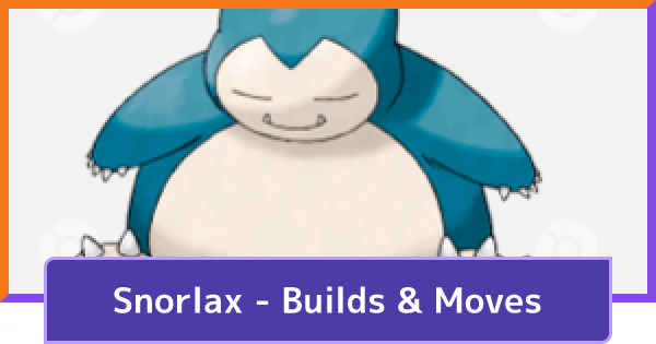 Snorlax Build: Best Items & Moveset Guide   Pokemon UNITE - GameWith