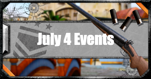 Warzone | July 4 Events | Call of Duty Modern Warfare - GameWith