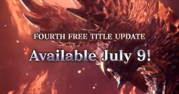 MHW: ICEBORNE | 4th Free Title Update - Alatreon & Frostfang Barioth - GameWith