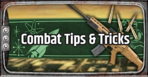 Fallout 76 | Combat Tips & Tricks - GameWith