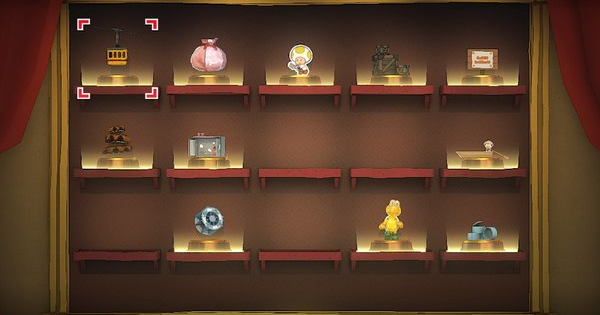 Paper Mario | Collectible Treasures List - Location & How To Get | Origami King - GameWith
