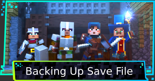 Cloud Save - How To Back Up PC Files | Minecraft Dungeons - GameWith
