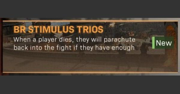 BR Stimulus Trios Mode - Tips & Guide