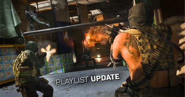 July 9 Playlist Update - List Of Modes & Events