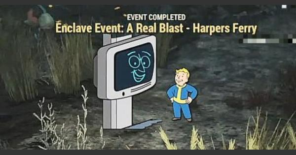 Fallout 76 | Enclave Event: A Real Blast - Quest Walkthrough - GameWith