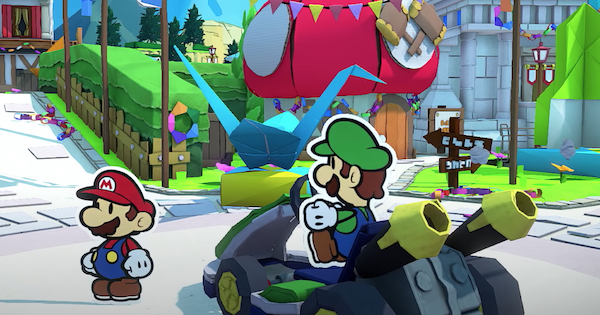 Beginner's Tips & Guide | Paper Mario Origami King - GameWith