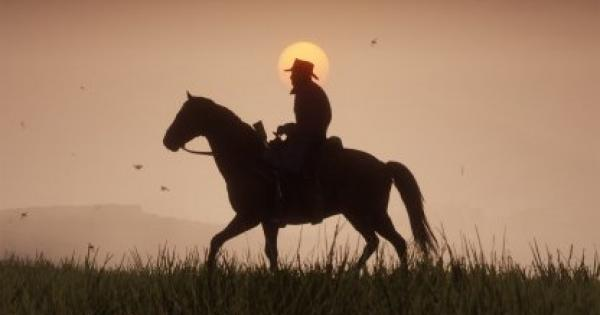 Red Dead Redemption 2 | Differences Between Horses In RDR2 & Red Dead Online | RDR2