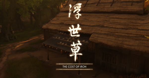 The Cost Of Iron - Location & Walkthrough | Ghost Of Tsushima - GameWith