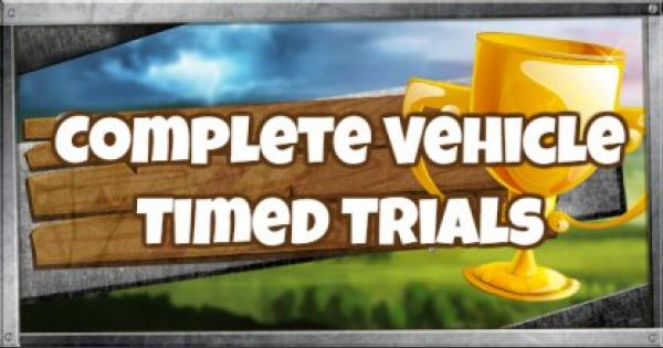 Fortnite | Complete Vehicle Timed Trials Challenge - Location | Week 10