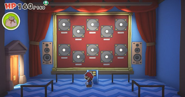 Paper Mario | Sound Gallery List - How To Get Music Pieces | Origami King - GameWith