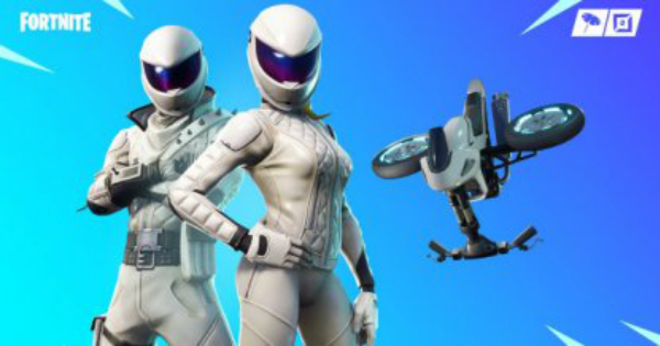 Fortnite | WHITEOUT Skin - Set & Styles - GameWith