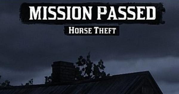 RDR2 | Trelawny: Horse Theft - Free Roam Walkthrough | Red Dead Redemption 2 - GameWith
