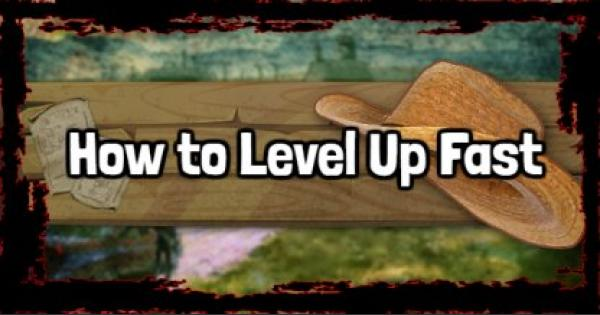 Red Dead Redemption 2 | TOP 3 Methods to Rank / Level Up
