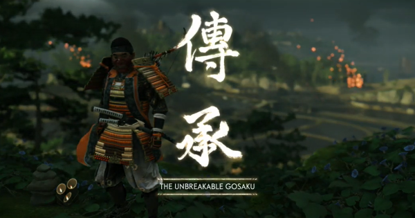 The Unbreakable Gosaku Location - Mythic Tales | Ghost Of Tsushima - GameWith