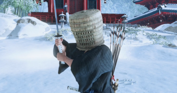 Tengai (Basket Hat) - Location & How To Unlock | Ghost Of Tsushima - GameWith