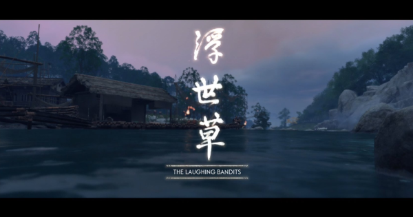The Laughing Bandits - Location & Walkthrough | Ghost Of Tsushima - GameWith