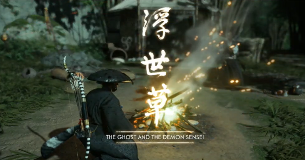 The Ghost And The Demon Sensei - Location & Walkthrough | Ghost Of Tsushima - GameWith