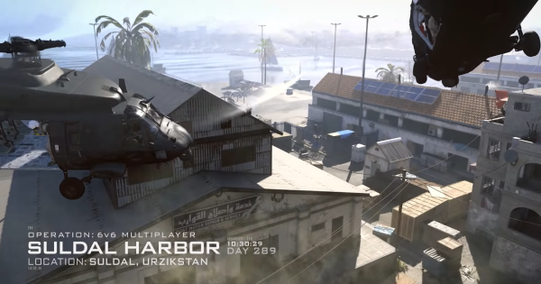 Warzone Suldal Harbor New Season 5 Map Call Of Duty Modern Warfare Gamewith