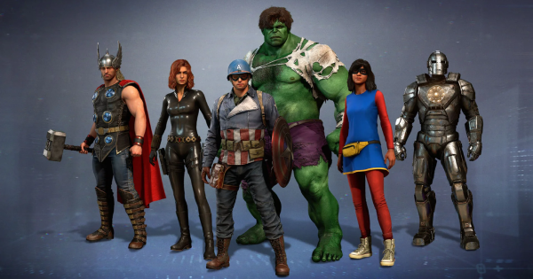 Marvel's Avengers | Costume Skins & Outfit List - GameWith
