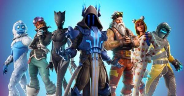 Fortnite | Season 7 Battle Pass Challenge & Reward List