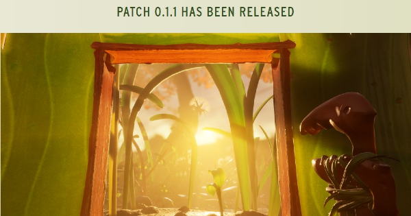 Patch 0.1.1 Update - Patch Notes | Grounded - GameWith