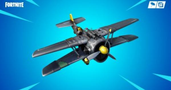 Fortnite | X-4 Stormwing Plane - New Airplane Vehicle and Locations - GameWith