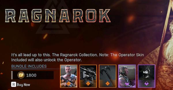 Warzone | Ragnarok Bundle - Contents & Details | Call of Duty Modern Warfare - GameWith