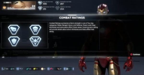 Marvel's Avengers | Stats, Attributes & Combat Rating Guide - Effects Explained - GameWith