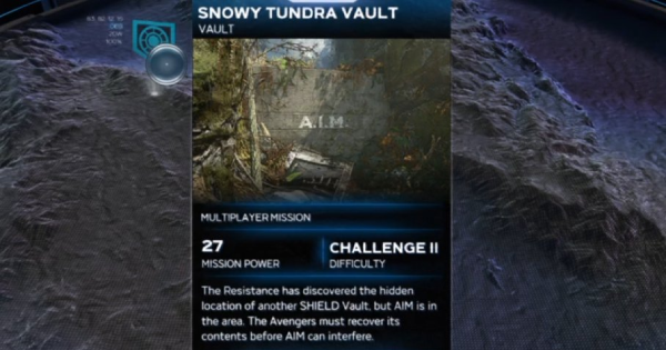 Marvel's Avengers | Snowy Tundra Vault - How To Unlock Secret Mission & Guide - GameWith