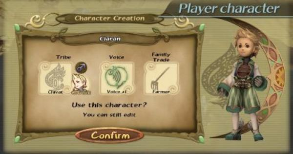 Beginner Tips - Guides For New Players | FFCC (Final Fantasy Crystal Chronicles Remastered) - GameWith