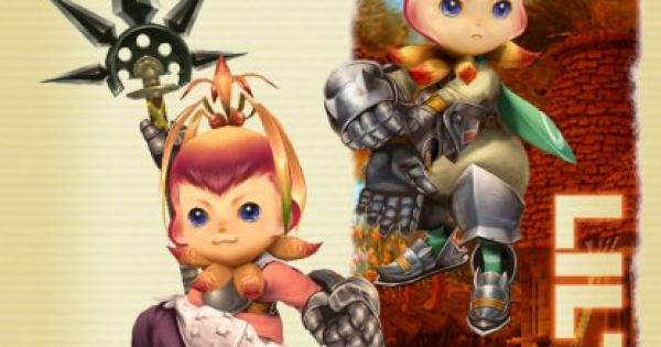 Lilty - Tribe / Race Traits   FFCC (Final Fantasy Crystal Chronicles Remastered) - GameWith