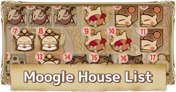 Moogle Stamp Locations - Moogle House Guide  | FFCC (Final Fantasy Crystal Chronicles Remastered) - GameWith