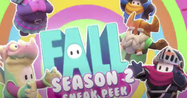 Season 2 - Skins, Outfits, Costumes To Unlock | Fall Guys - GameWith