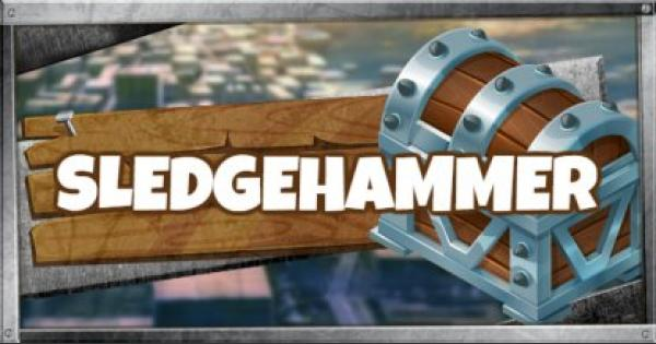 Fortnite | SLEDGEHAMMER Skin - Set & Styles - GameWith