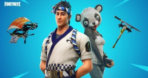 Fortnite | PANDA TEAM LEADER - Skin Review, Image & Shop Price