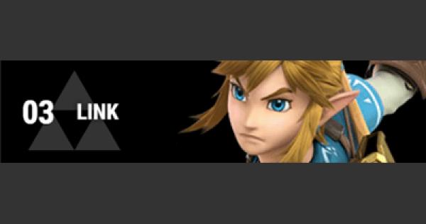 Super Smash Bros Ultimate | LINK: Gameplay Tip, Moveset, Final Smash, Unlock | SSBU