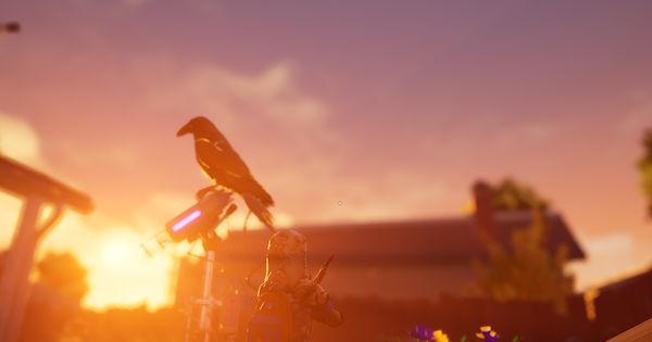 Bird (Crow) - Location & Item Drops | Grounded - GameWith