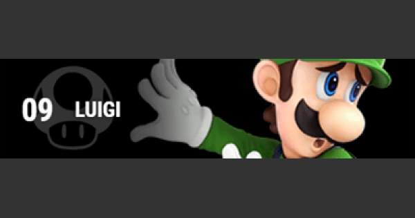 Super Smash Bros Ultimate | LUIGI: Gameplay Tip, Moveset, Final Smash, Unlock - GameWith