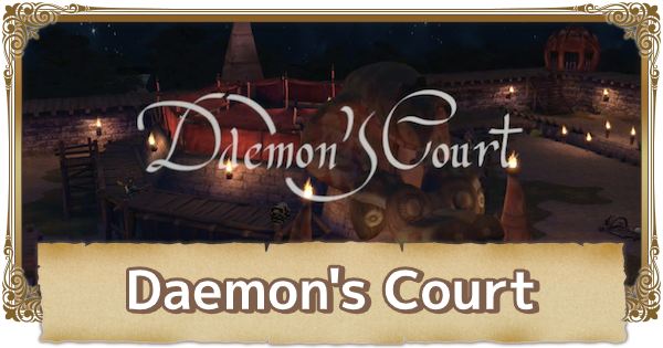 Daemon's Court Map Walkthrough & Obtainable Items | FFCC (Final Fantasy Crystal Chronicles Remastered) - GameWith