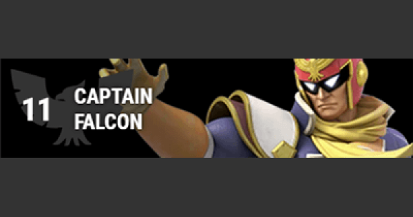 Super Smash Bros Ultimate | CAPTAIN FALCON: Gameplay Tip, Moveset, Final Smash, Unlock - GameWith